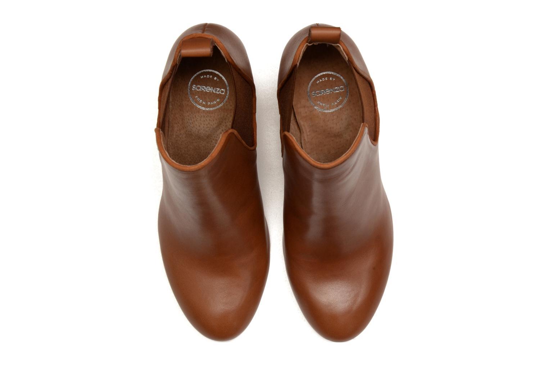 Bottines et boots Made by SARENZA Winter Ski #2 Marron vue portées chaussures