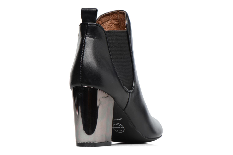 Bottines et boots Made by SARENZA Winter Ski #2 Noir vue face