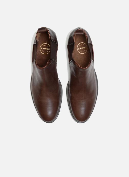 Botines  Made by SARENZA Retro Dandy Boots #9 Marrón vista del modelo