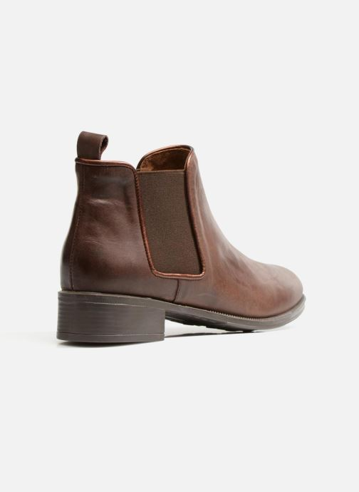 Botines  Made by SARENZA Retro Dandy Boots #9 Marrón vista de frente