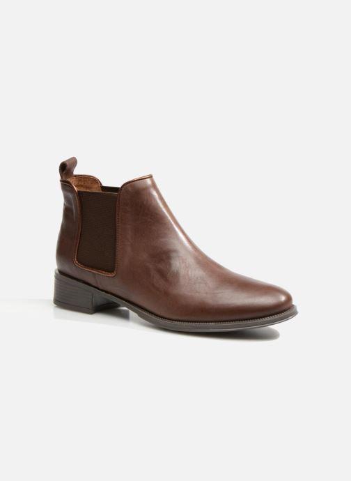 Botines  Made by SARENZA Retro Dandy Boots #9 Marrón vista lateral derecha