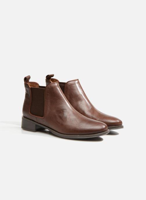 Botines  Made by SARENZA Retro Dandy Boots #9 Marrón vistra trasera