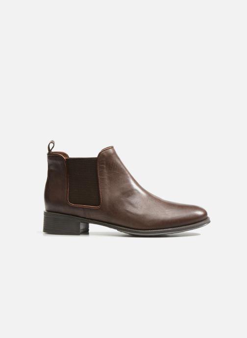 Bottines et boots Made by SARENZA Retro Dandy Boots #9 Marron vue détail/paire