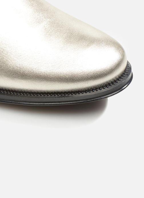 Bottines et boots Made by SARENZA Retro Dandy Boots #9 Argent vue gauche