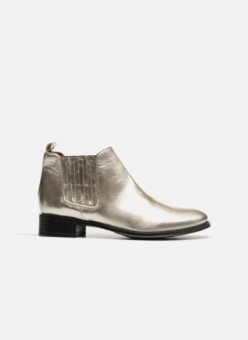 Bottines et boots Made by SARENZA Retro Dandy Boots #9 Argent vue détail/paire