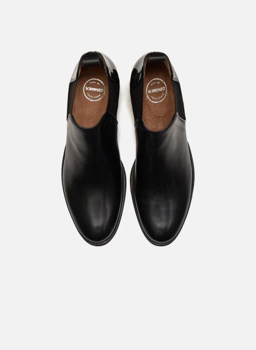 Bottines et boots Made by SARENZA Retro Dandy Boots #9 Noir vue portées chaussures