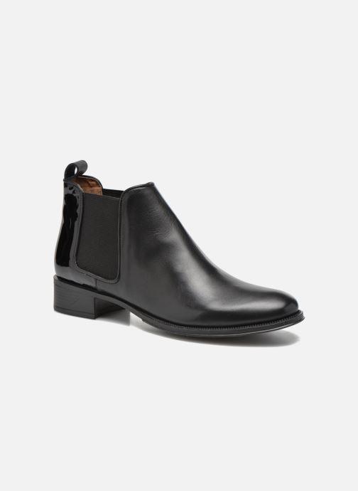 Botines  Made by SARENZA Retro Dandy Boots #9 Negro vista lateral derecha