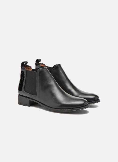 Botines  Made by SARENZA Retro Dandy Boots #9 Negro vistra trasera