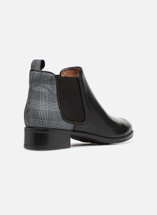 Bottines et boots Made by SARENZA Retro Dandy Boots #9 Noir vue face