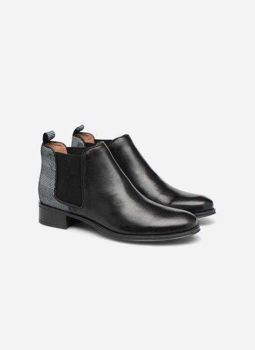 Boots en enkellaarsjes Made by SARENZA Retro Dandy Boots #9 Zwart achterkant