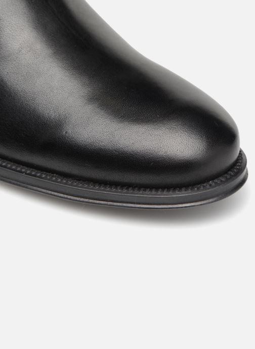 Bottines et boots Made by SARENZA Busy Girl Bottines Plates #4 Noir vue gauche