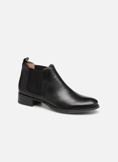 Bottines et boots Made by SARENZA Retro Dandy Boots #9 Noir vue droite