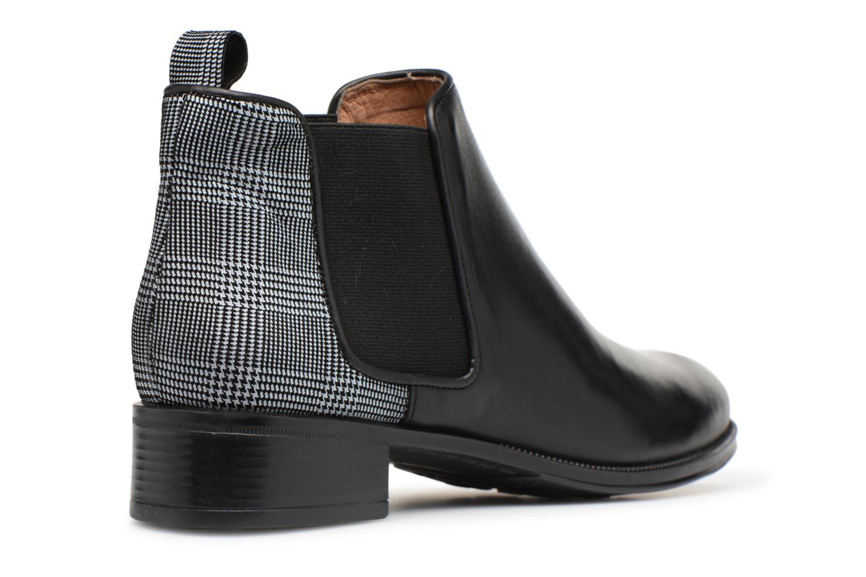 Stiefeletten & Boots Made by SARENZA Busy Girl Bottines Plates #4 schwarz ansicht von vorne