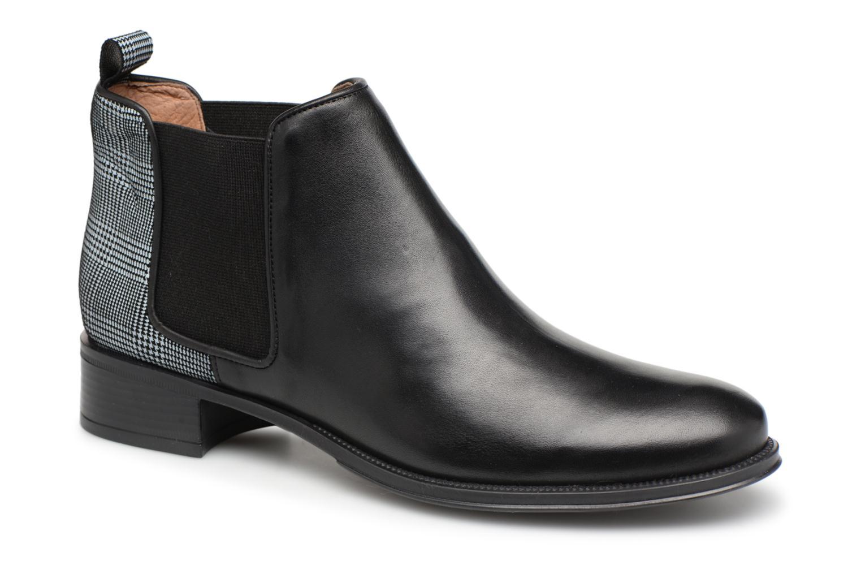Stiefeletten & Boots Made by SARENZA Busy Girl Bottines Plates #4 schwarz ansicht von rechts