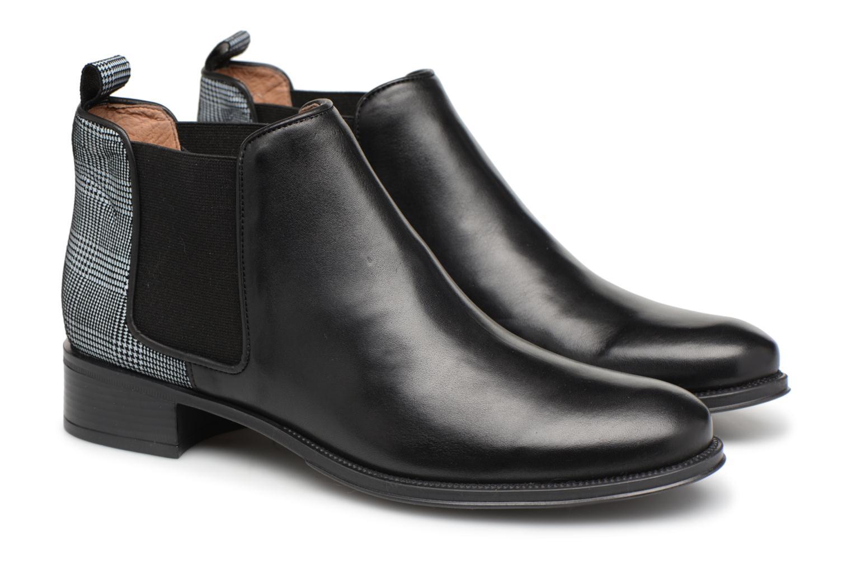 Stiefeletten & Boots Made by SARENZA Busy Girl Bottines Plates #4 schwarz ansicht von hinten