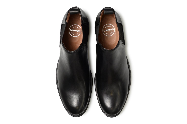 Stiefeletten & Boots Made by SARENZA Busy Girl Bottines Plates #4 schwarz schuhe getragen