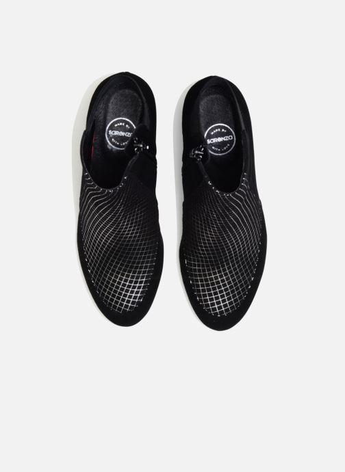 Bottines et boots Made by SARENZA Pop Party #9 Noir vue portées chaussures