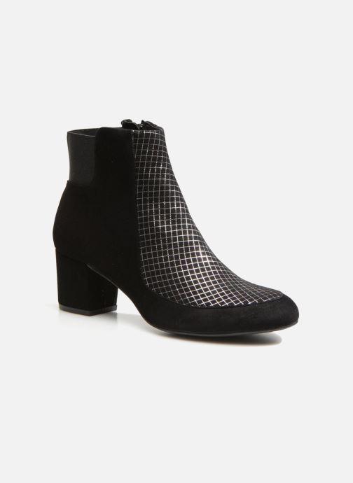 Bottines et boots Made by SARENZA Pop Party #9 Noir vue droite
