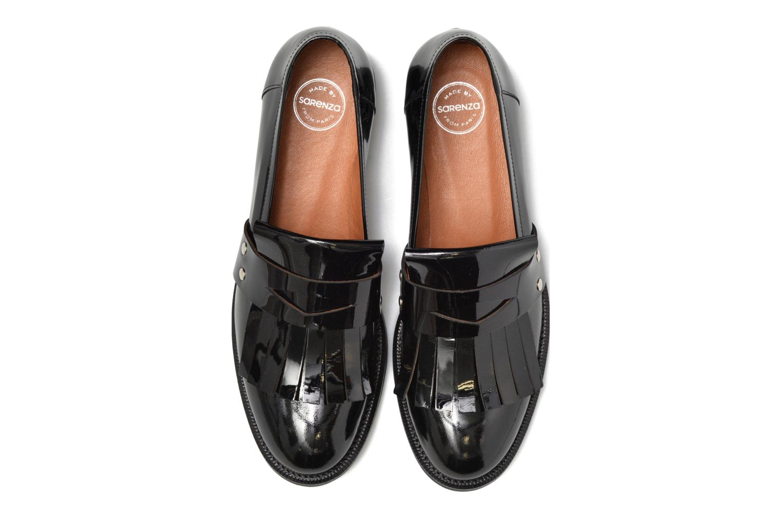 Loafers Made by SARENZA Vegas Lipstick #3 Black model view