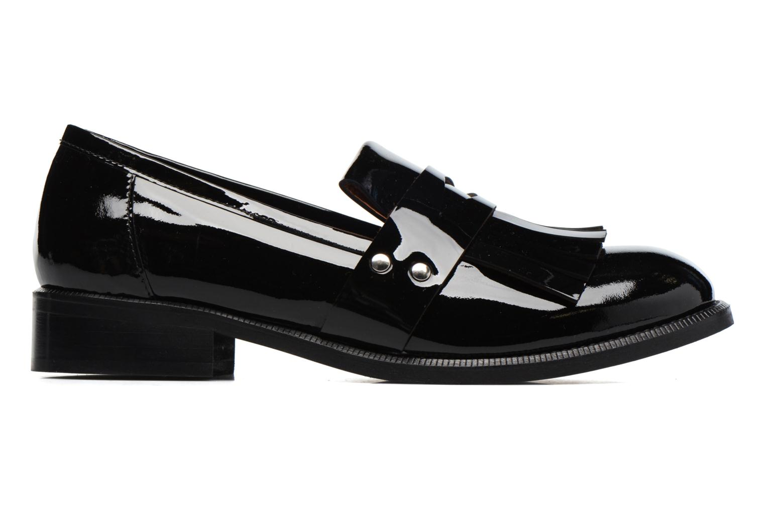 Loafers Made by SARENZA Vegas Lipstick #3 Black detailed view/ Pair view