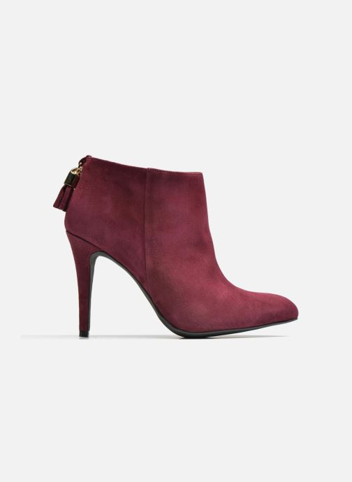 Ankle boots Made by SARENZA Smoking Simone #5 Burgundy detailed view/ Pair view
