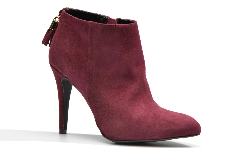 Bottines et boots Made by SARENZA Smoking Simone #5 Bordeaux vue droite