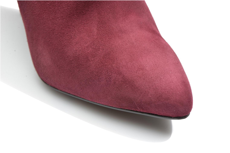 Bottines et boots Made by SARENZA Smoking Simone #5 Bordeaux vue haut