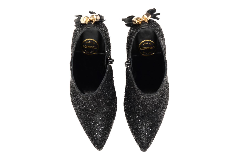 Bottines et boots Made by SARENZA Smoking Simone #5 Noir vue portées chaussures