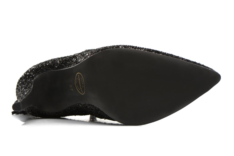 Bottines et boots Made by SARENZA Smoking Simone #5 Noir vue haut