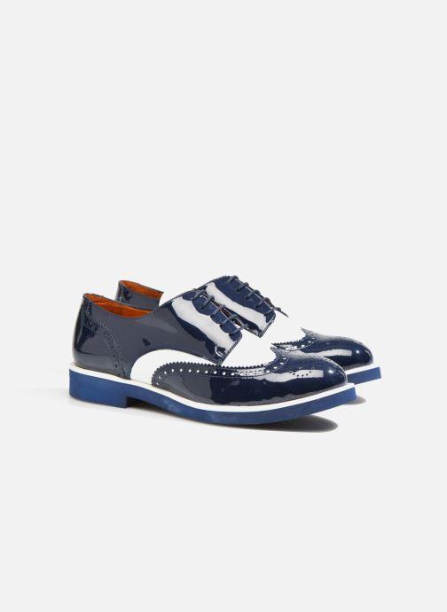 Schnürschuhe Made by SARENZA Busy Girl Chaussures à Lacets #3 blau ansicht von hinten