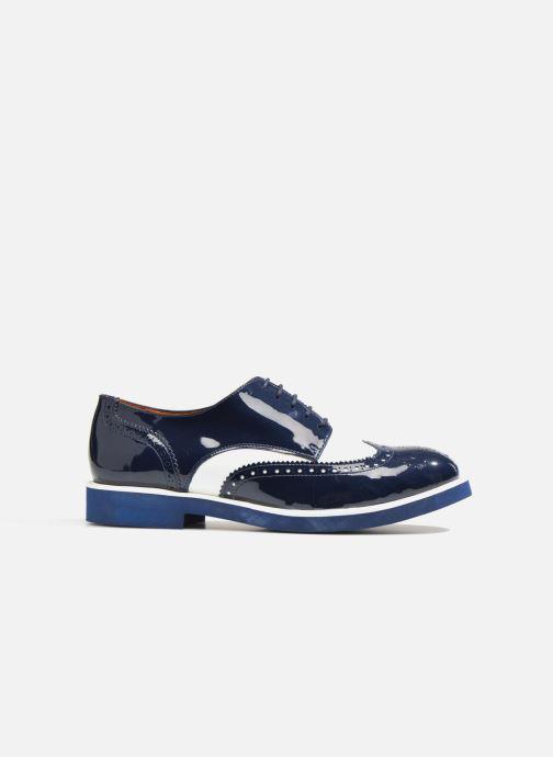 Zapatos con cordones Made by SARENZA Busy Girl Chaussures à Lacets #3 Azul vista de detalle / par
