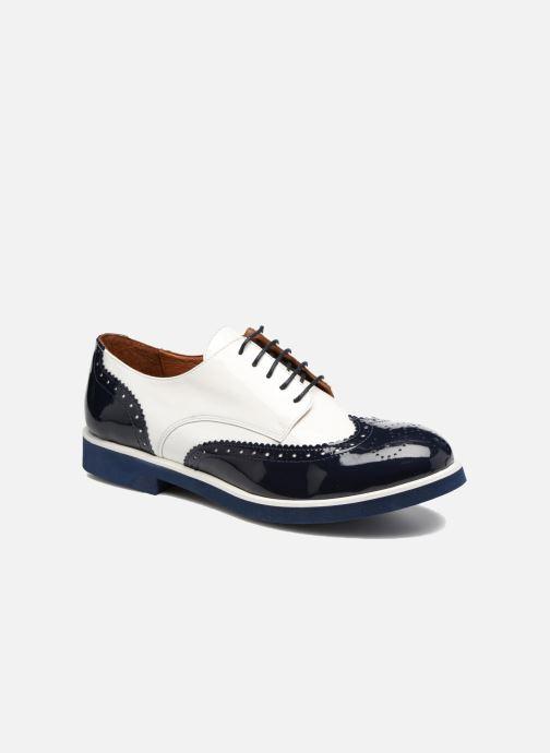 Schnürschuhe Made by SARENZA Busy Girl Chaussures à Lacets #3 weiß ansicht von rechts
