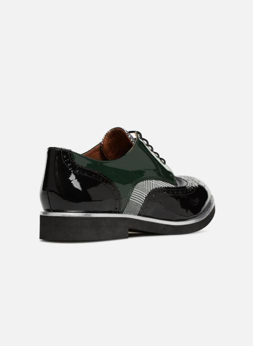 Schnürschuhe Made by SARENZA Busy Girl Chaussures à Lacets #3 schwarz ansicht von vorne