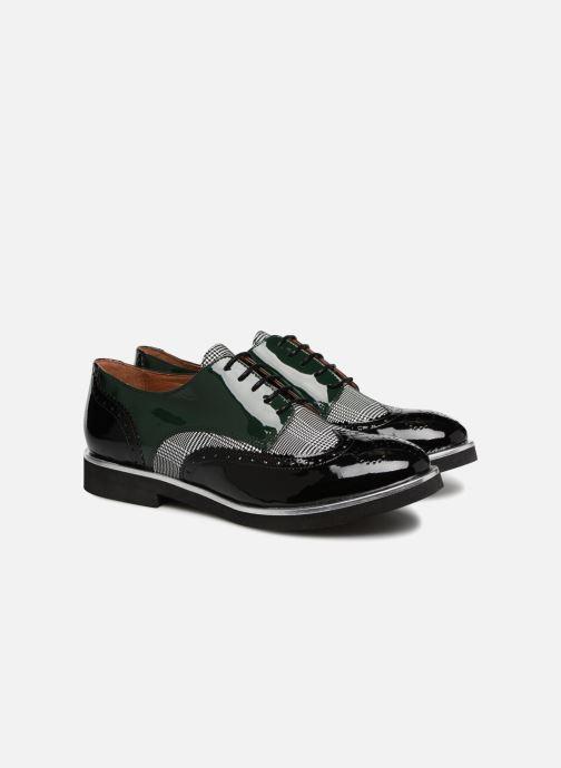 Schnürschuhe Made by SARENZA Busy Girl Chaussures à Lacets #3 schwarz ansicht von hinten