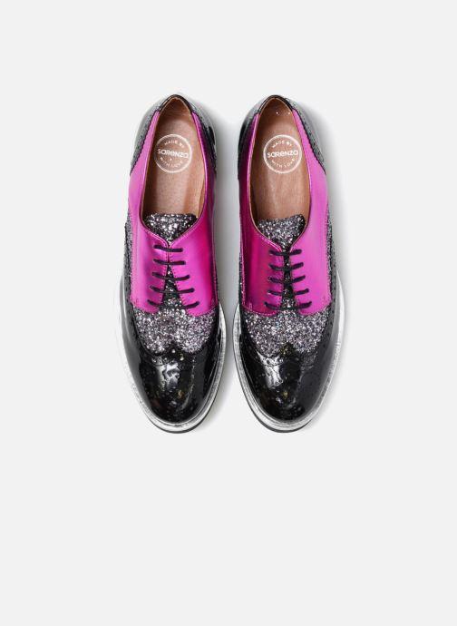 Schnürschuhe Made by SARENZA Busy Girl Chaussures à Lacets #3 schwarz schuhe getragen