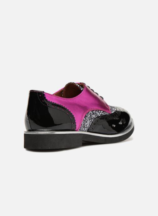 Zapatos con cordones Made by SARENZA Busy Girl Chaussures à Lacets #3 Negro vista de frente