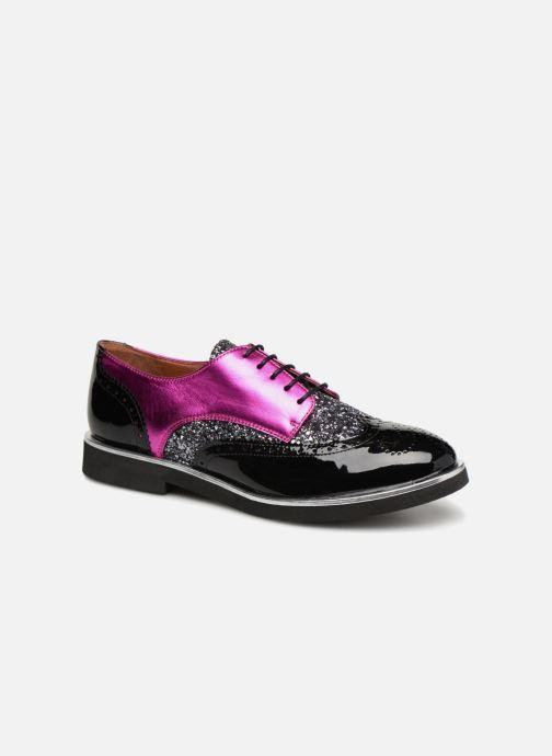 Schnürschuhe Made by SARENZA Busy Girl Chaussures à Lacets #3 schwarz ansicht von rechts