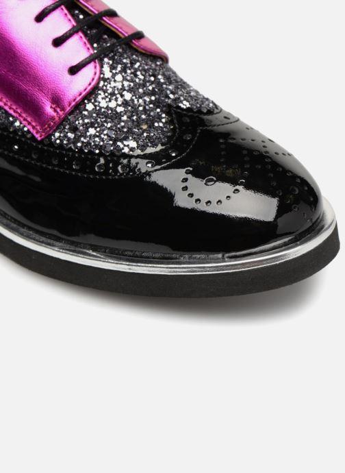 Schnürschuhe Made by SARENZA Busy Girl Chaussures à Lacets #3 schwarz ansicht von links