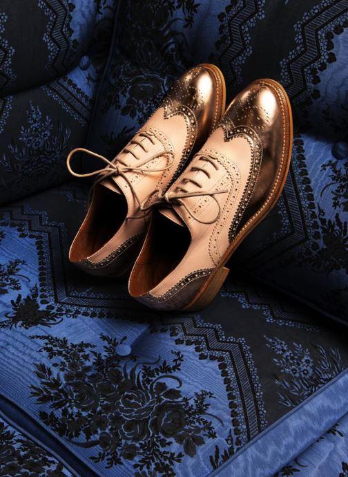 Veterschoenen Made by SARENZA 90's Girls Gang Chaussures à Lacets #5 Roze 3/4'