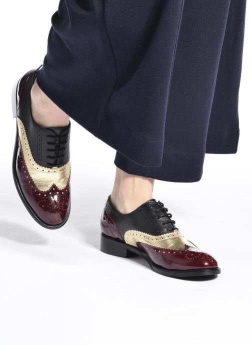 Veterschoenen Made by SARENZA 90's Girls Gang Chaussures à Lacets #5 Roze onder