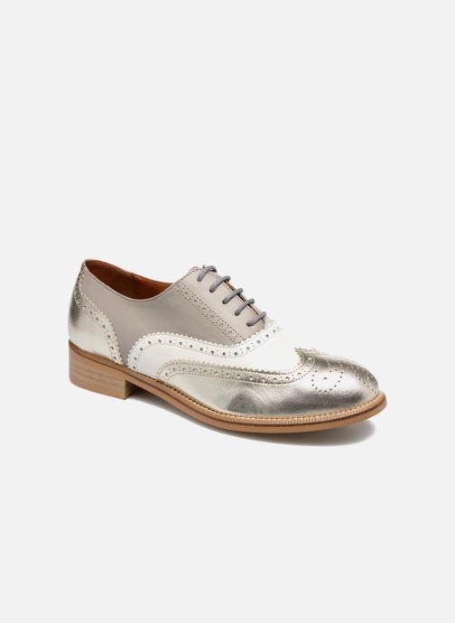 Veterschoenen Made by SARENZA 90's Girls Gang Chaussures à Lacets #5 Zilver rechts