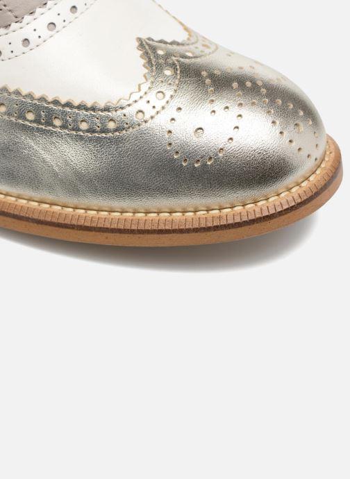 Veterschoenen Made by SARENZA 90's Girls Gang Chaussures à Lacets #5 Zilver links
