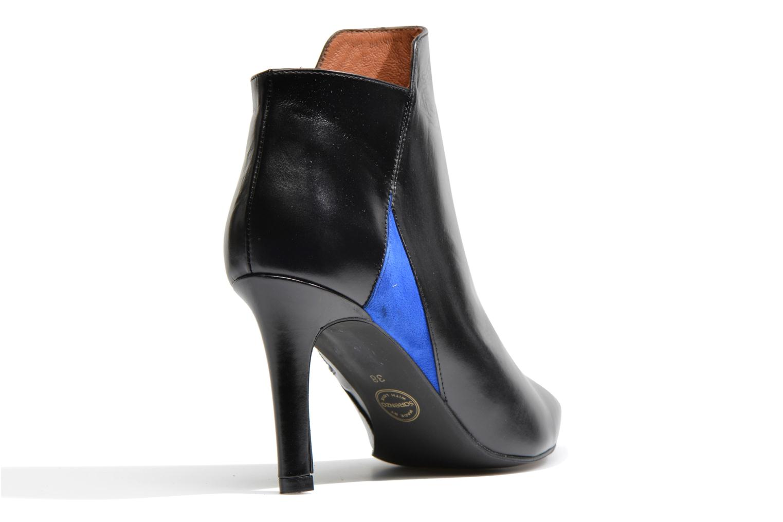 Bottines et boots Made by SARENZA Pop Party #8 Noir vue face