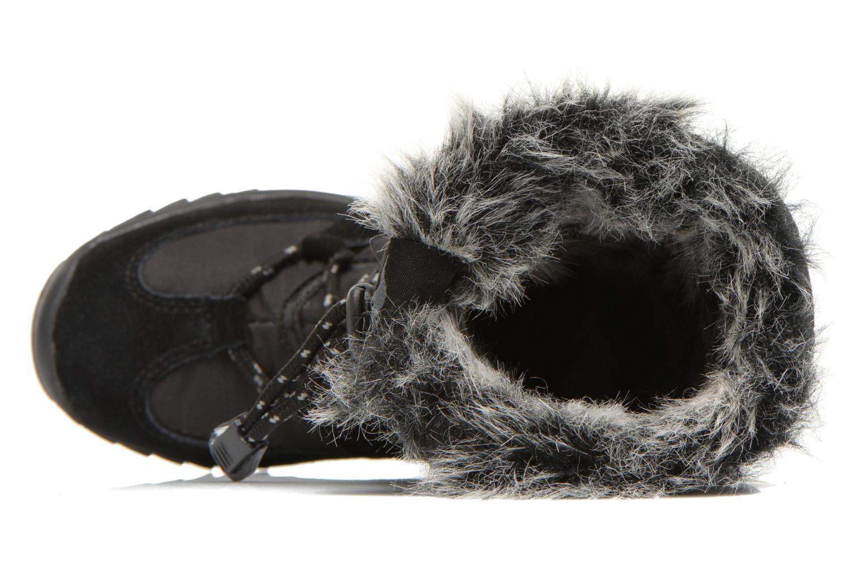 Bottes Kangaroos Puffy II Noir vue gauche