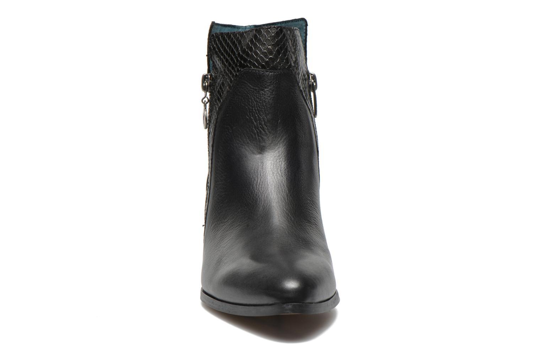 Bottines et boots Karston Hefiji Noir vue portées chaussures
