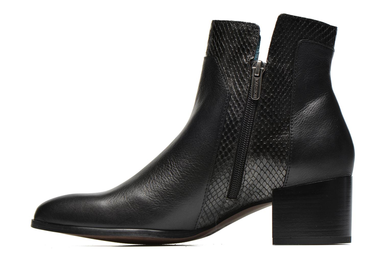 Bottines et boots Karston Hefiji Noir vue face