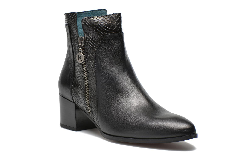 Bottines et boots Karston Hefiji Noir vue détail/paire