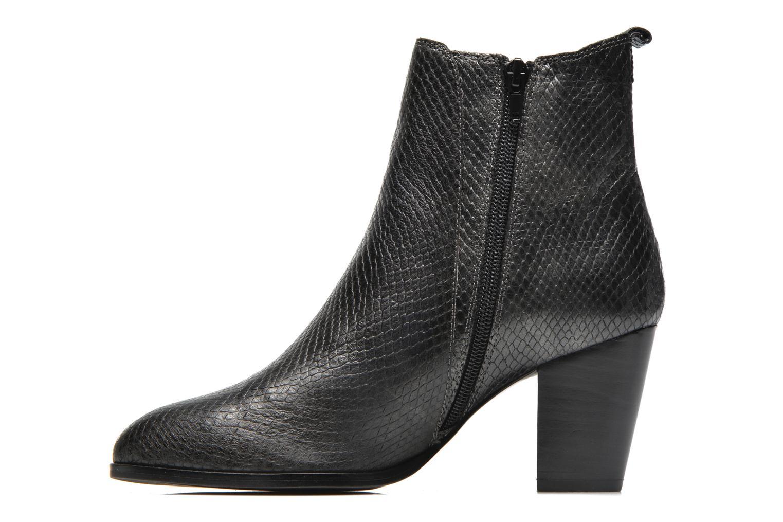 Bottines et boots Karston Oblada Noir vue face