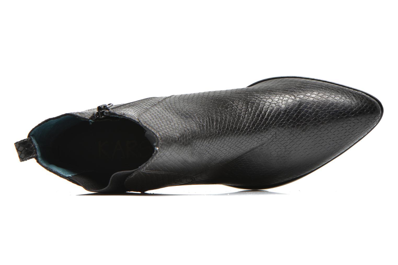 Bottines et boots Karston Oblada Noir vue gauche