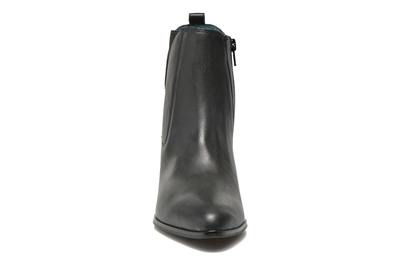 Bottines et boots Karston Oblada Noir vue portées chaussures